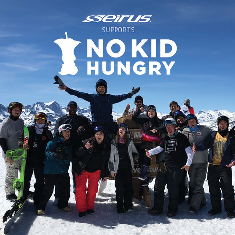 Seirus Innovation Donates to No Kid Hungry